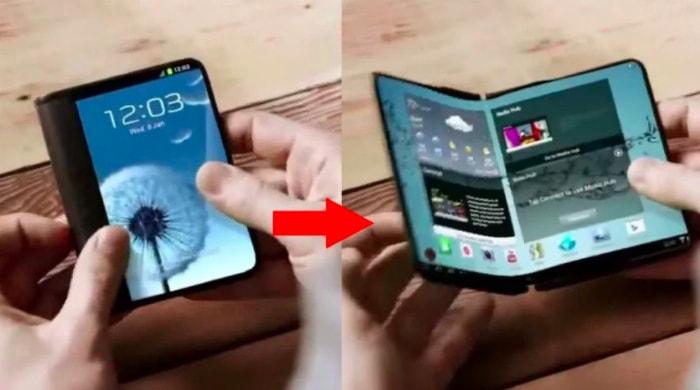 складной Samsung