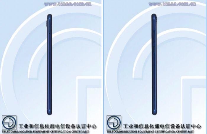 Всеть попали характеристики телефона Huawei Honor 7C