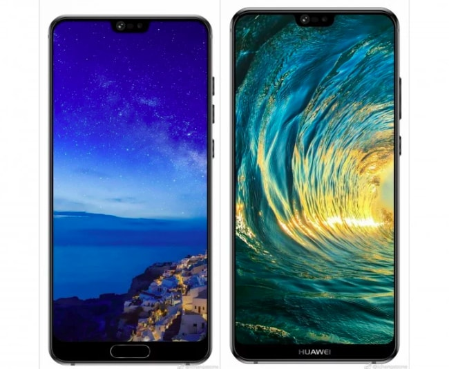 Huawei P20 и P20 Plus