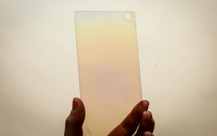 алмазное стекло
