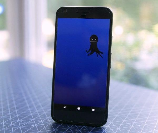 Пасхалка Android Oreo