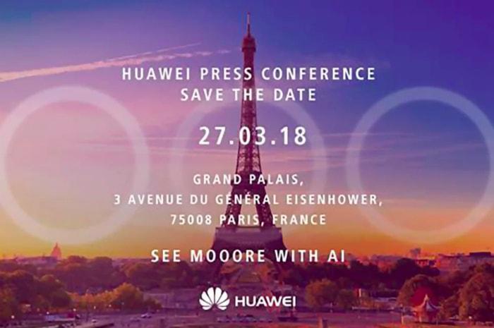анонс Huawei