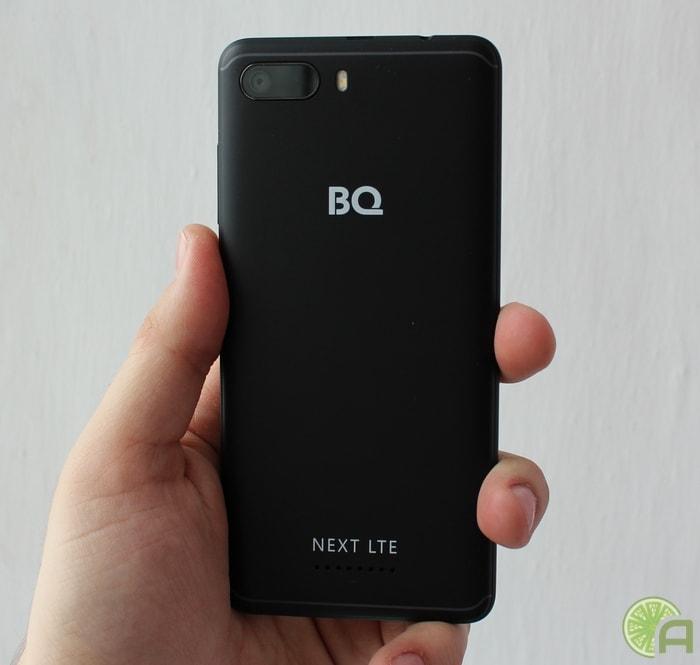Обзор BQ-5508L Next LTE