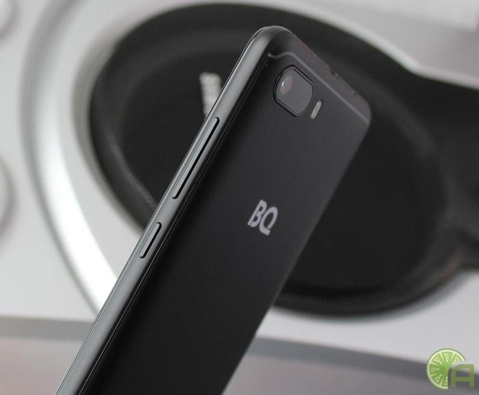 Кнопки BQ Next LTE