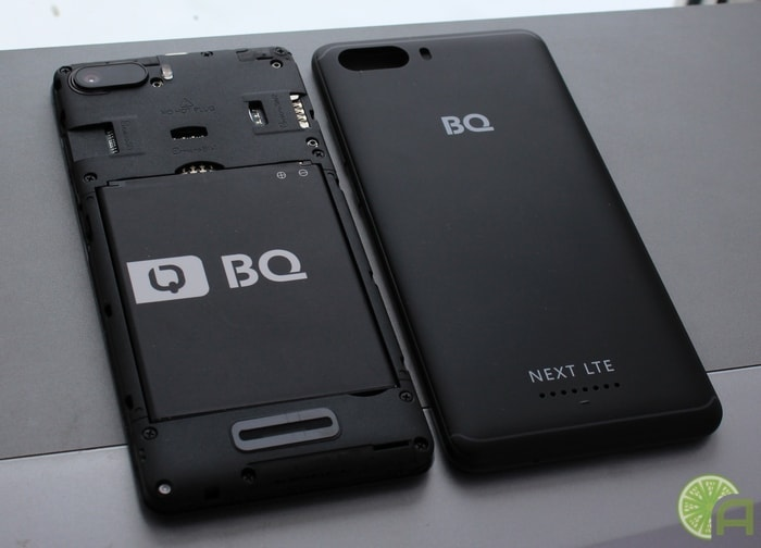 Батарея BQ Next LTE