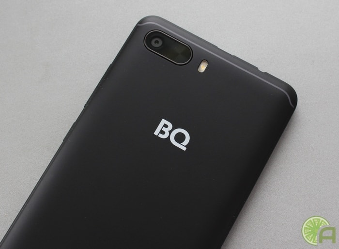 Камера BQ Next LTE