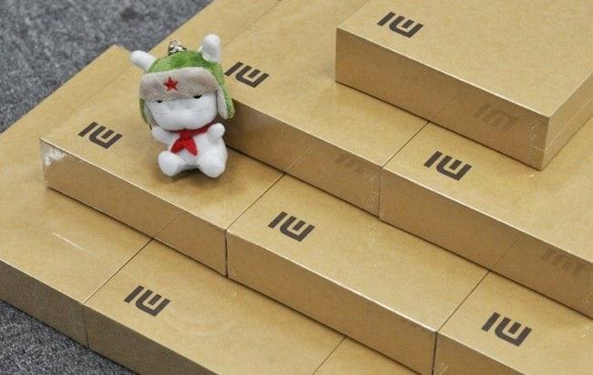 Подарки Xiaomi