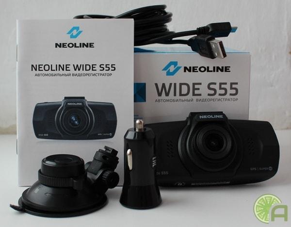 Комплектация Neoline Wide S55