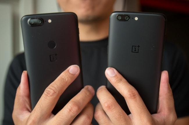 OnePlus 5 и 5T
