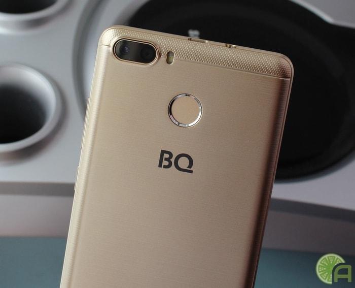 Камера BQ Intense