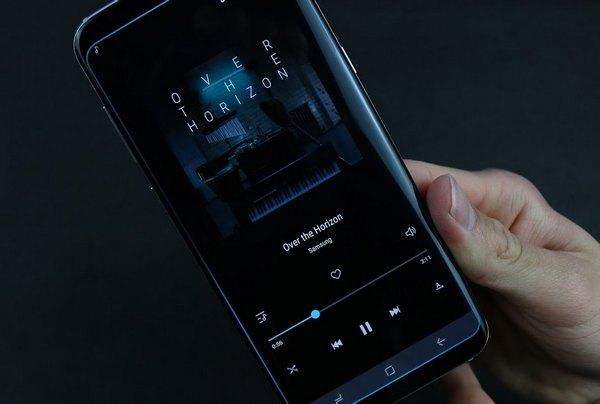 Смартфоны Samsung с ЦАП
