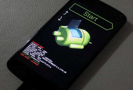 Fastboot на Android
