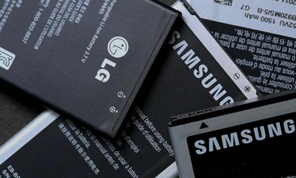 Аккумуляторы для смартфонов