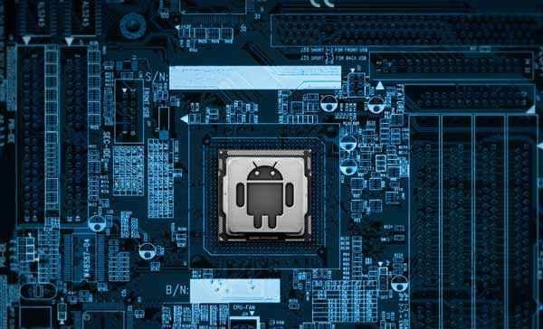Память Android