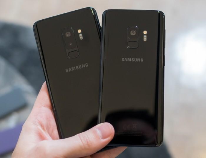 Камеры Samsung Galaxy S9 и S9+