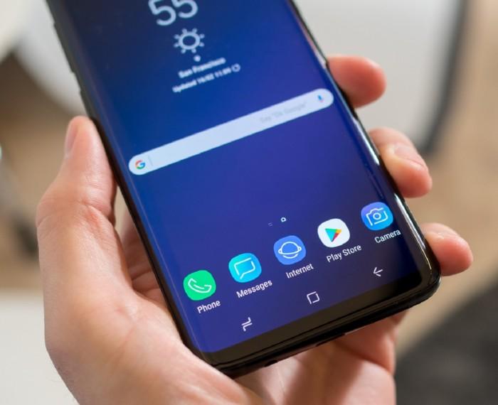Дисплей Samsung Galaxy S9+