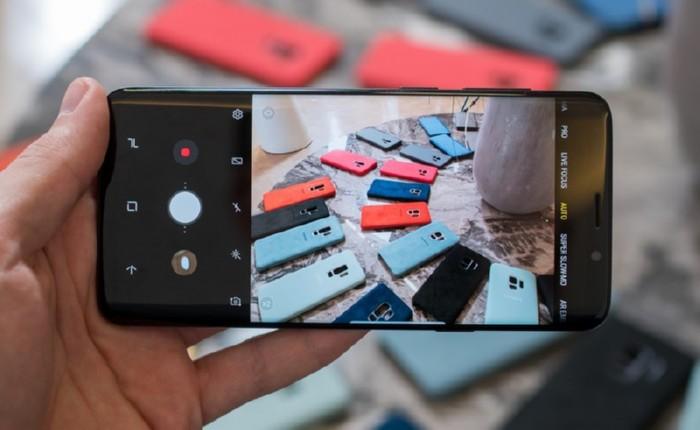 Экран Samsung Galaxy S9+