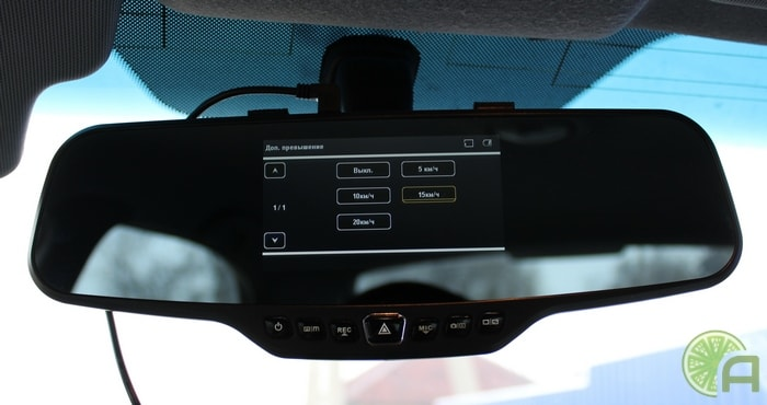 Дисплей Камера Neoline G-Tech X27