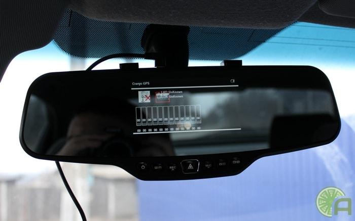 GPS в Neoline G-Tech X27
