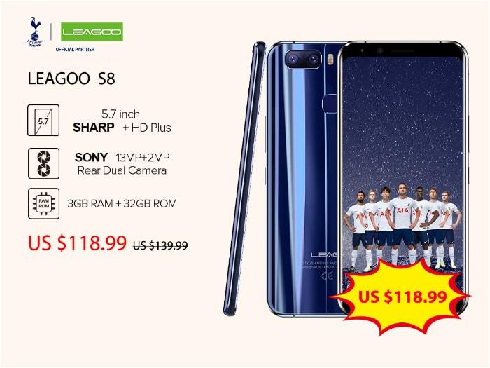 Leagoo S8
