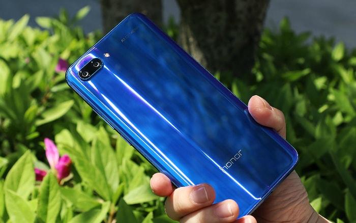 Утечка: цена и дата начала реализации Huawei Honor 10