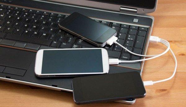 Подключение телефона к ПК