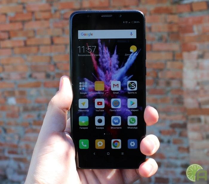 Дисплей Xiaomi Redmi 5 Plus