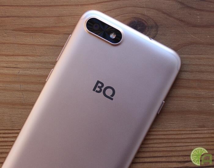 Камера BQ-5701L Slim