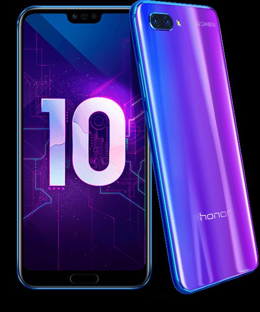 Состоялся международный запуск телефона  Huawei Honor 10&nbsp