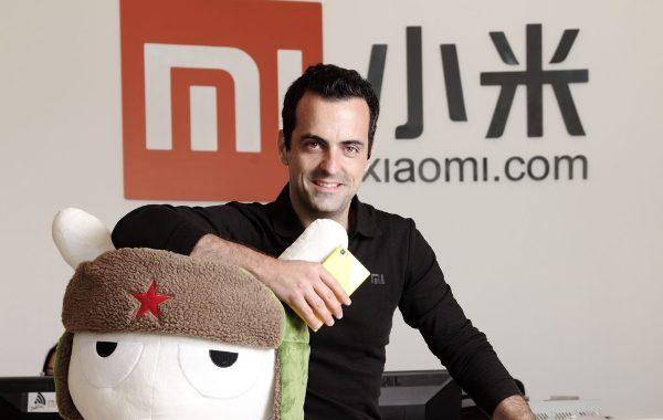 Хьюго Барра в Xiaomi