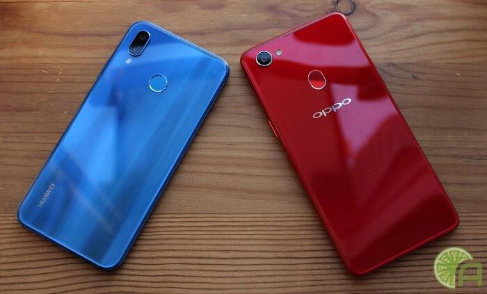 Стеклянные смартфоны