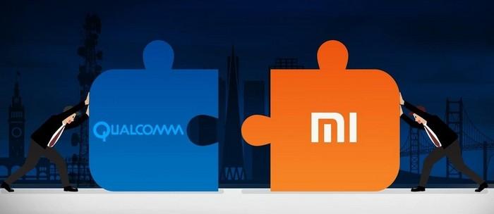 Xiaomi и Qualcomm