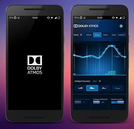 Dolby Atmos в смартфоне