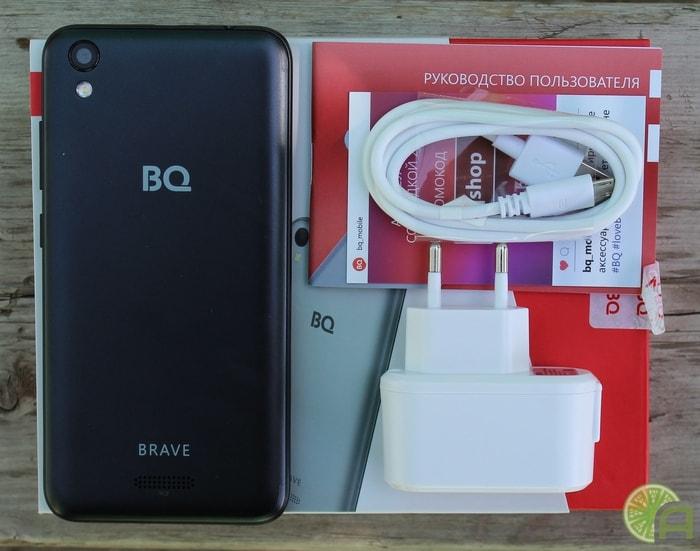 Комплект BQ Brave