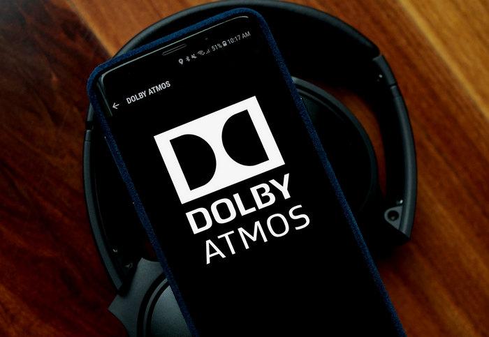 Dolby Atmos в смартфонах