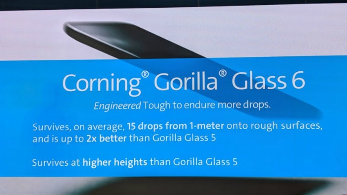 Corning Gorilla Glass 6