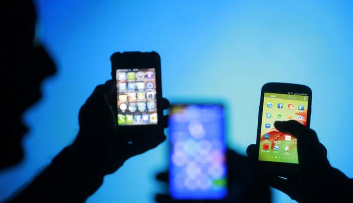 Подержанные смартфоны