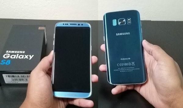 Поддельный Galaxy S8