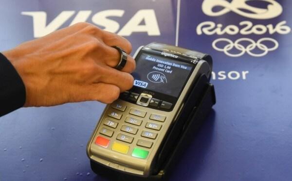 Использование NFC-кольца