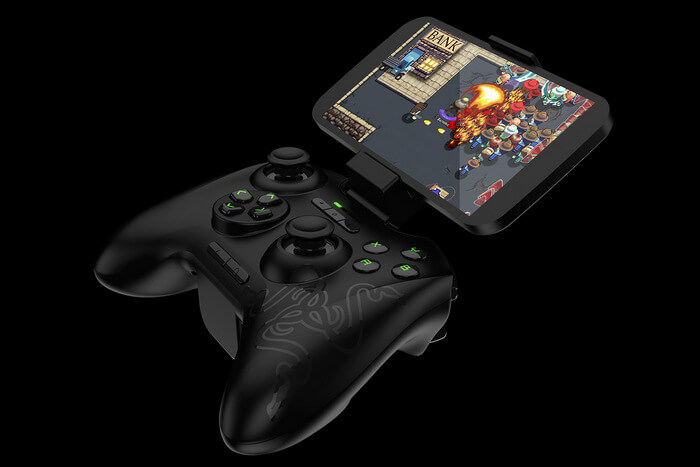 Игровой контроллер из смартфона