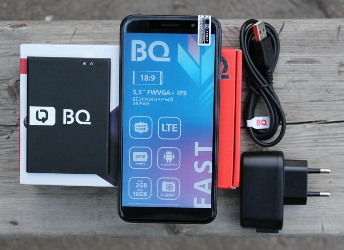 BQ-5515L Fast