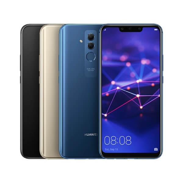 Цвета Huawei Mate 20 lite