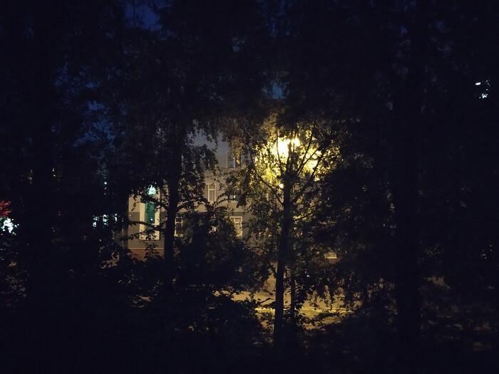 Ночное фото на Xiaomi Mi A2