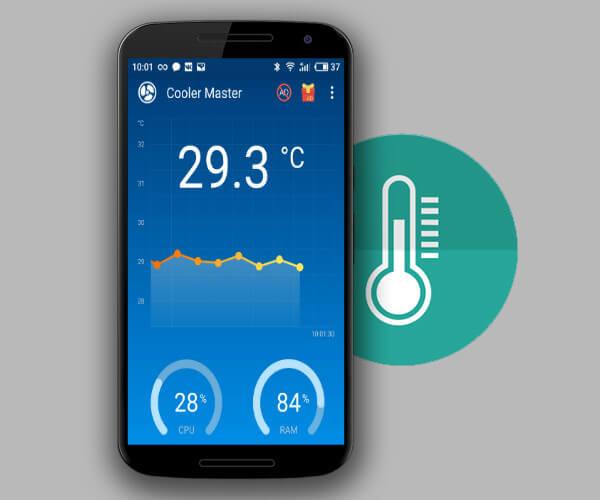 Температура смартфона