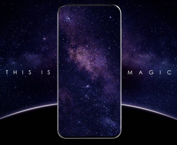 Honor Magic 2 рендер
