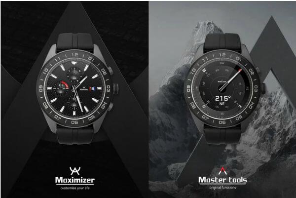 Рендер LG Watch W7
