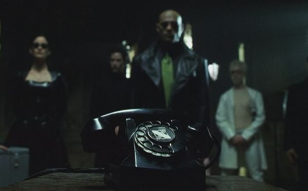 Телефон прослушивается