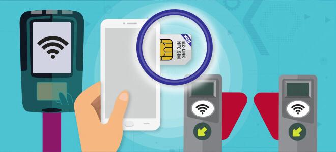 SIM-карта с NFC