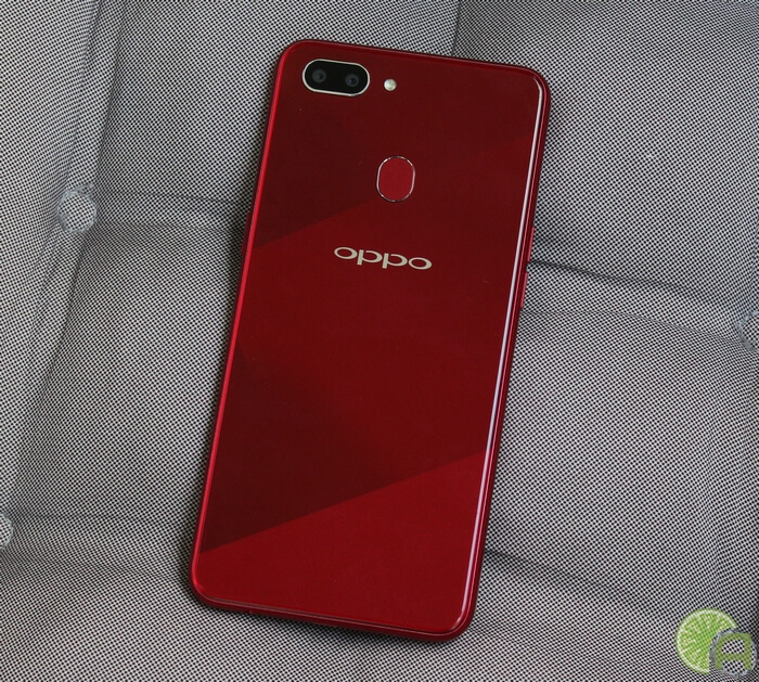 Красный OPPO A5