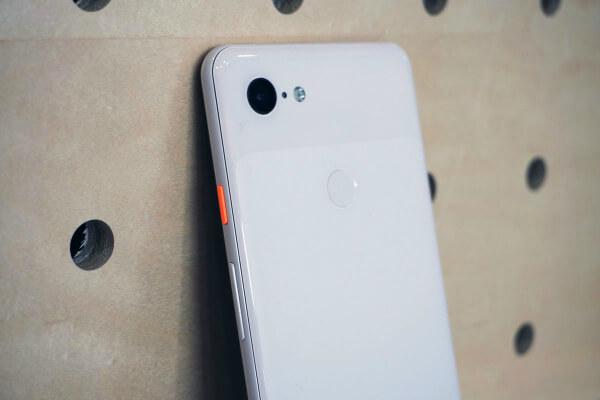 Основная камера Google Pixel 3